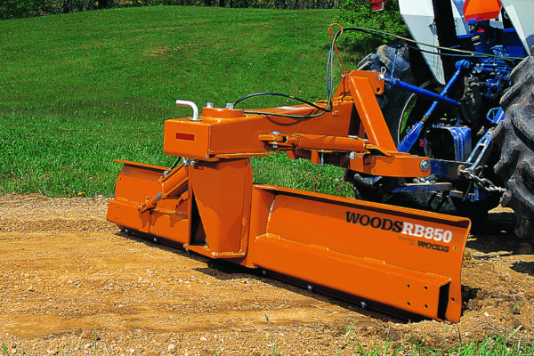 Woods | Dirt Working | Rear Blades for sale at Phillips Equipment Corporation, Virginia